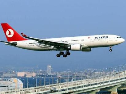 Самолет Turkish Airlines прервал полет из-за подозрений о наличии на борту бомбы