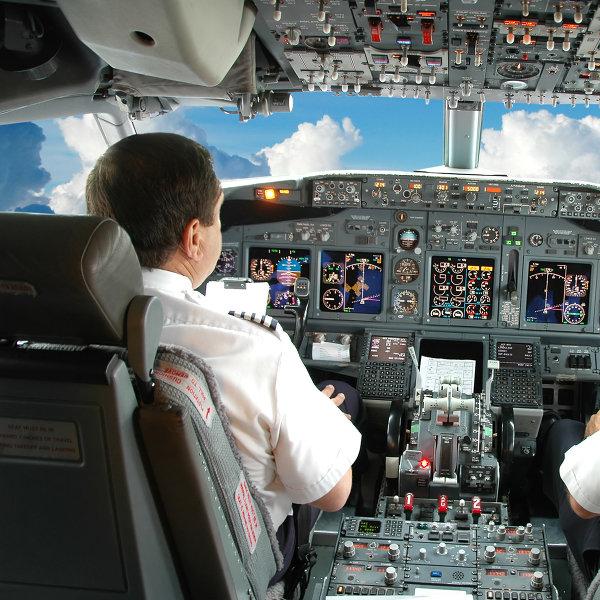 """В Чехии правило """"четырех глаз"""" в кабине пилота существует уже 13 лет"""