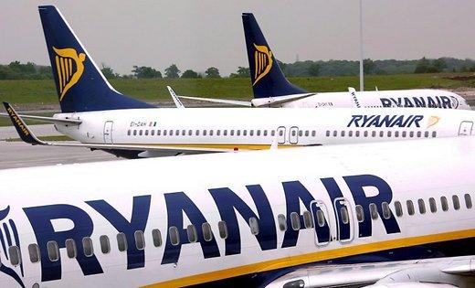"""Аэропорт """"Рига"""" подписал договор с Ryanair"""