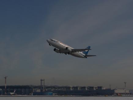 Авиакомпании 'Белавиа' разрешили летать в Киев 14 раз в неделю