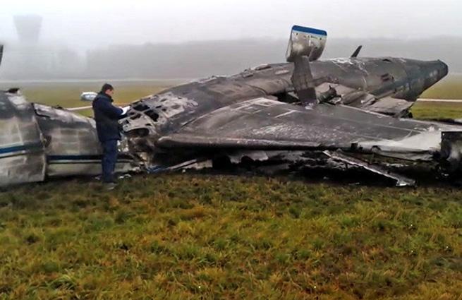 Муж погибшей стюардессы Falcon подаст в суд на Внуково