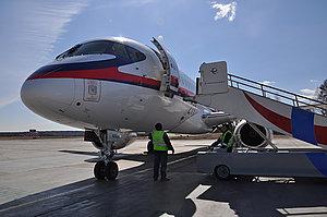 ОАК и Alenia создадут единую компанию для продажи Sukhoi SuperJet 100