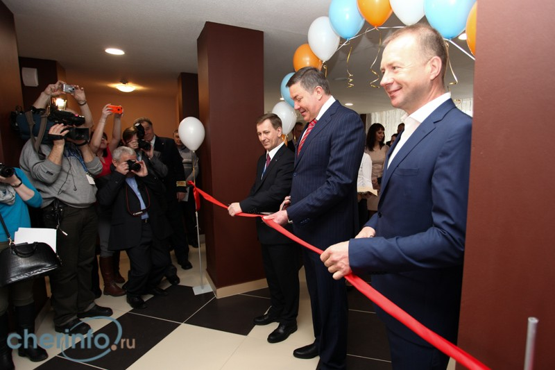 В аэропорту Череповца открыта гостиница за 130 млн рублей