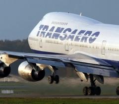 Boeing 767-300 летел из столицы в Петропавловск-Камчатский