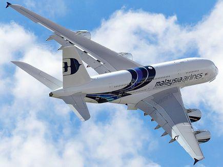 Malaysia Airlines задумалась об отказе от самолетов A380