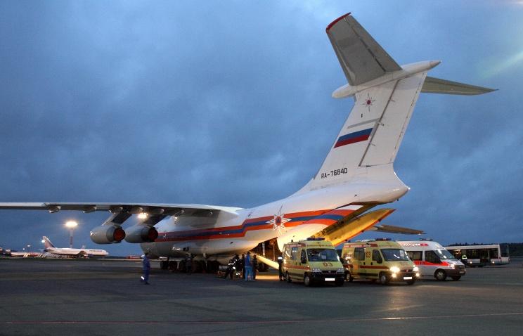 МЧС: Российские самолеты вывезли из Непала более 160 человек