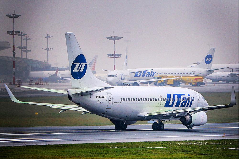 МТС банк подал 12 исков о взыскании долгов с авиакомпании 'ЮТэйр'