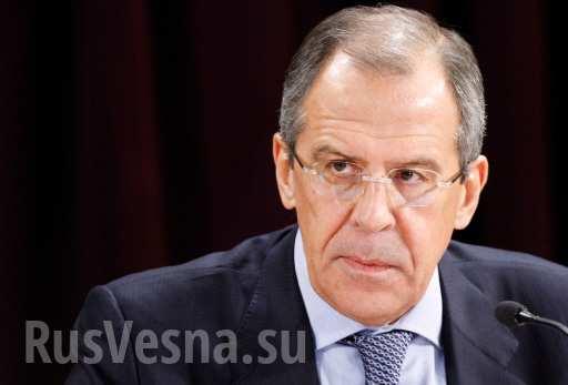 Сергей Лавров: неизвестно, передал ли Киев следствию записи переговоров с Boeing 777