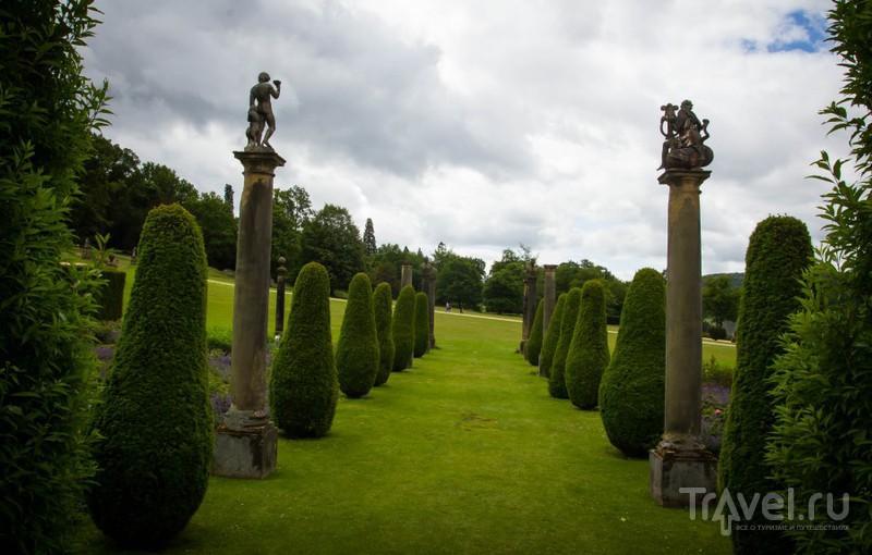 Chatsworth House - 9 фотографий английского парка / Великобритания
