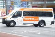 Микроавтобус easyBus в Лондоне // Travel.ru