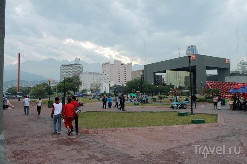 Мексика: Монтеррей
