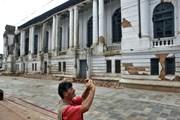 Непал открыл для туристов поврежденные землетрясением достопримечательности