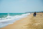 Пляж в Кучугурах возглавляет рейтинг Travel.ru. // Дарья Орешкина