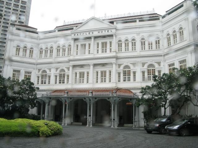 Сингапур. Городские зарисовки