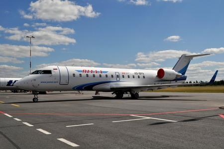 В аэропорту Салехарда повысили тарифы на обслуживание авиакомпаний