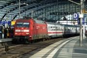 В Германии - летний месячный проездной на поезда