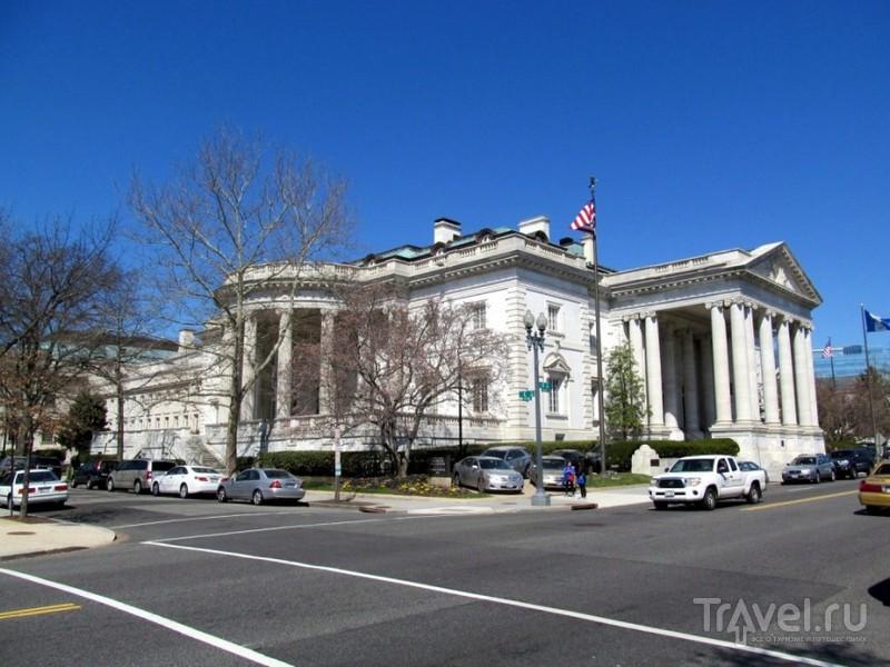 Вашингтон. Белый Дом и окрестности / США