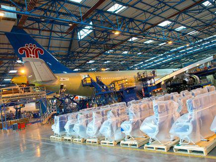 Airbus договорился о создании в Китае центра кастомизации А330