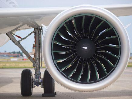 Airbus возобновил летные испытания прототипа A320NEO с двигателями PW1100G