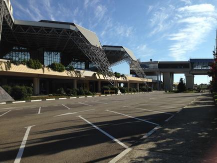 Аэропорт Сочи защитят от затопления
