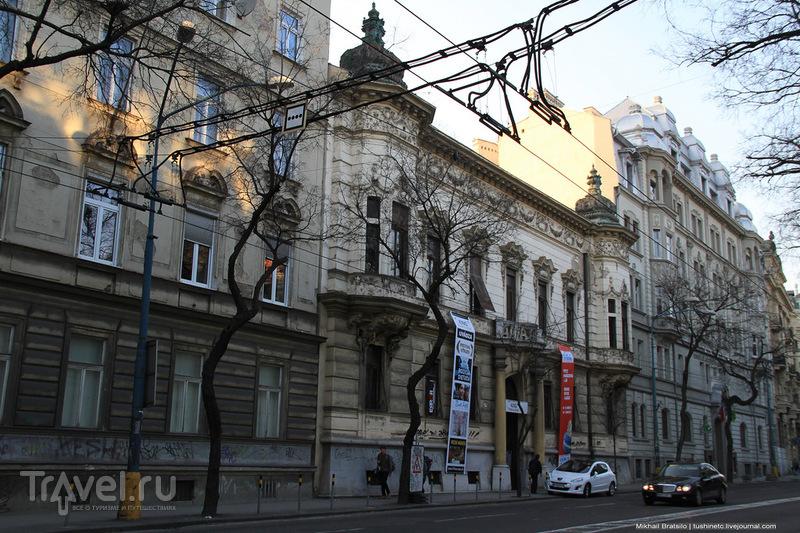 Детальная Братислава