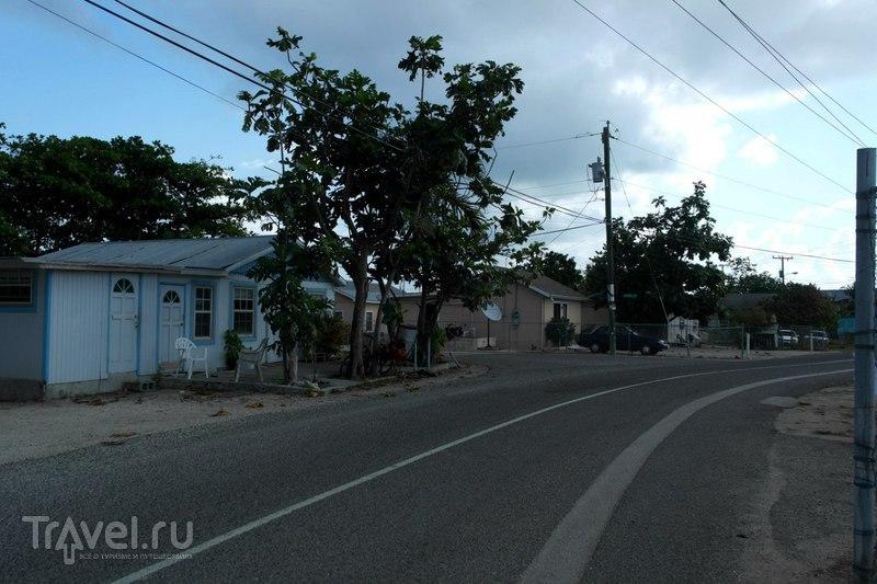 Джорджтаун. Каймановы острова - Вглубь города