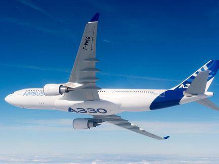 Китайский лизингодатель China Aviation Supplies купил 45 самолетов А330