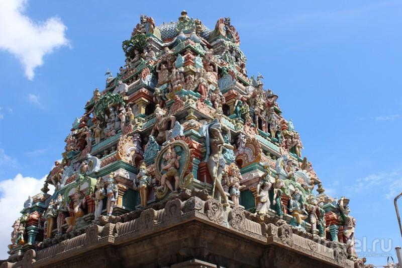 Небольшой обзор по Ченнаю (Мадрас). Столица Юга Индии