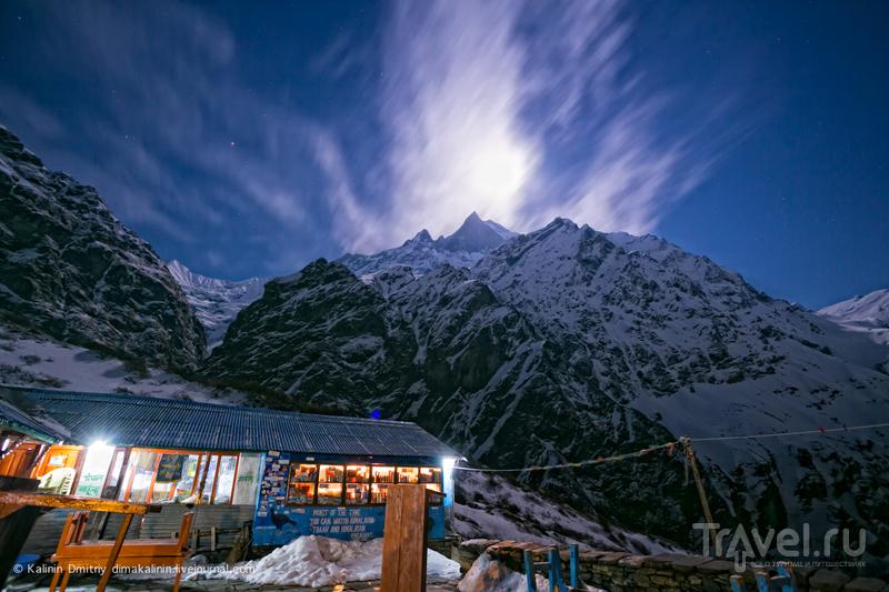 Полнолуние в Гималаях