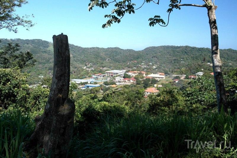 Роатан, Гондурас - очень классный остров / Гондурас