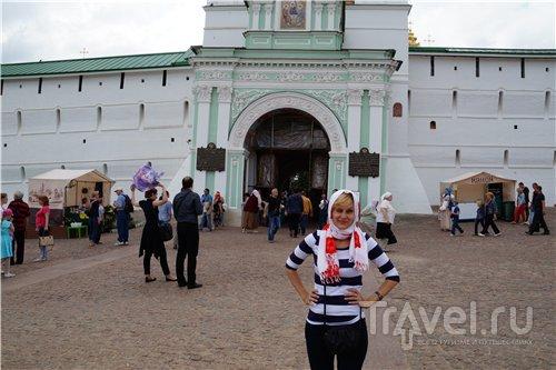 Свято-Троицкая Сергиева Лавра. Сергиев Посад