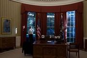 Туристам разрешили фотографировать Белый дом в Вашингтоне изнутри