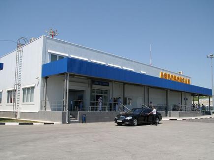 В аэропорту Геленджика реконструируют здание аэровокзала