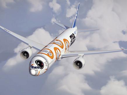 """Авиакомпания ANA раскрасит под """"Звездные войны"""" еще два самолета"""