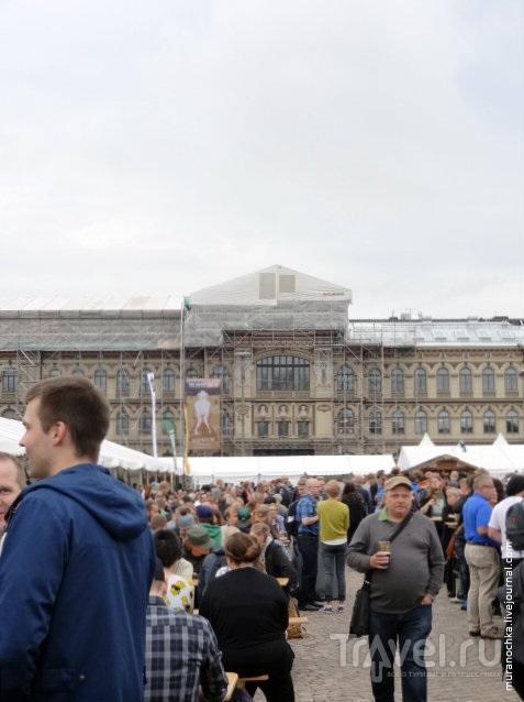 Хельсинки: пивной фестиваль в финском варианте