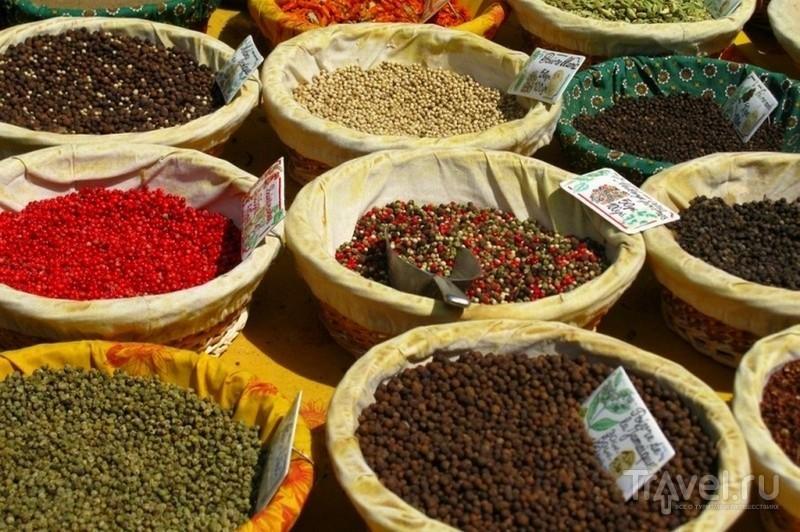 Провансальский рынок