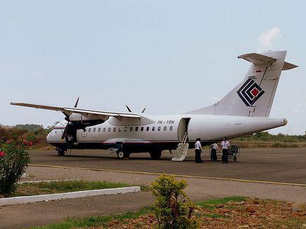 В Индонезии разбился самолет ATR 42-300 авиакомпании Trigana Air Service