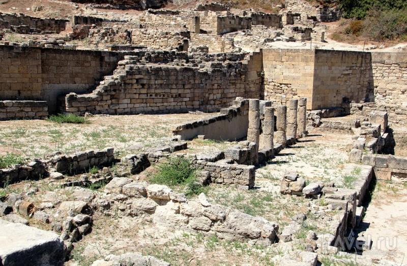 Античное наследие Родоса: Древний Камирос / Греция