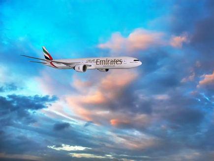 Авиакомпания Emirates увеличит провозные емкости на маршруте Санкт-Петербург—Дубай