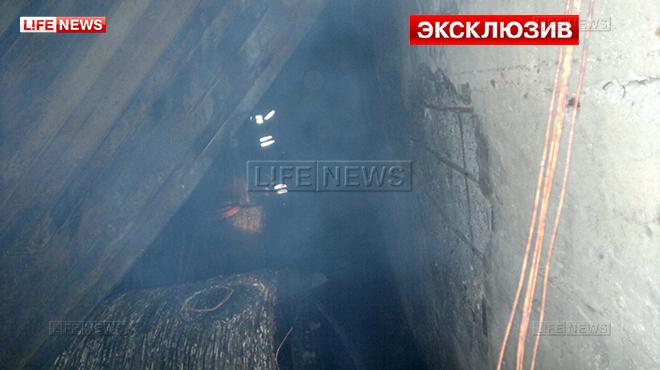 Более ста рейсов задержано в Домодедово из-за пожара