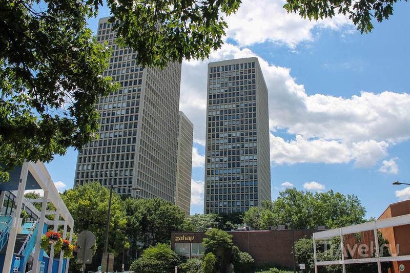 Солнечная Филадельфия / США