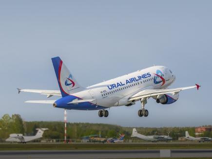 Уральские авиалинии получат кредит от Сбербанка на 500 млн рублей