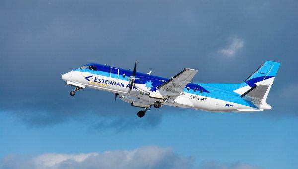 Estonian Air прекращает полеты