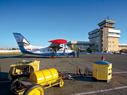 Авиакомпания «Оренбуржье» в ожидании больших емкостей