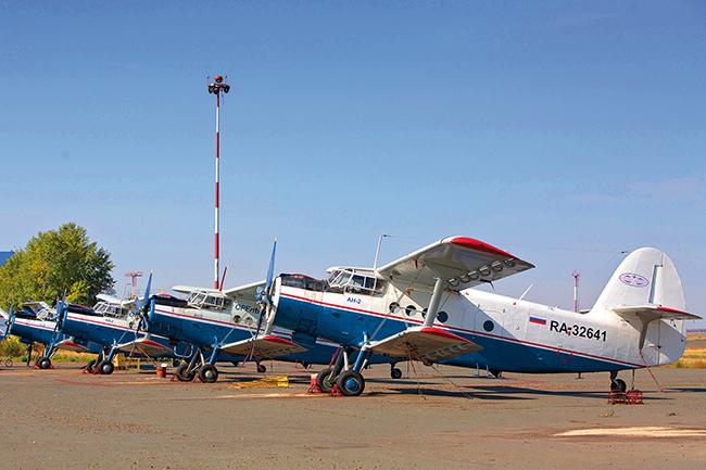 Авиакомпания Оренбуржье в ожидании больших емкостей