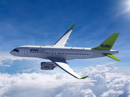 Авиакомпания airBaltic получит 80 млн евро в обмен на отказ покупать SSJ 100
