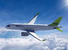 Выделенные Сеймом 80 млн евро airBaltic сможет использовать на приобретение Bombardier CS300 :: Bombardier
