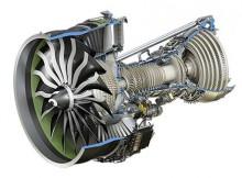 Схема двигателя GE9X :: GE Aviation